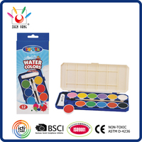 GOOD QUALITY AND REASONABLE PRICE WATER COLOR TABLET SET SUPPLIED BY OEM FACTORY