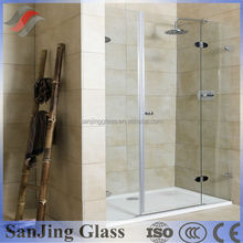 6mm tempered glass shower room