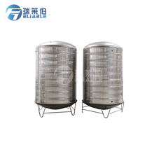 304 stainless steel water tank 3000 l water tank stand design
