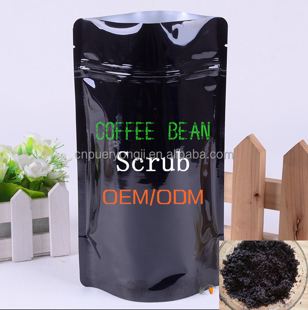 OEM Brand Body Scrub Salt Sugar Bath Coffee Acne Cellulite Sea Works Organic Exfoliating