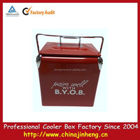 New style cooler box for camping pinic box keep food and beverage cool