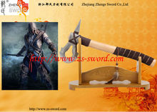 Assassin Creed 3 Tomahawk Conners Indian Hatchet Ratonhnhake Axe Replica sword
