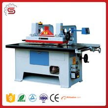 Woodcutting machine MJ163B Rip Saw with bottom blade for sale