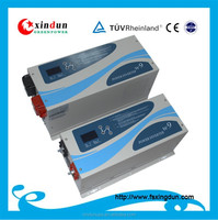 Wall mounted W9 series solar inverter off grid/ups inverter battery charger battery/3kw power inverter