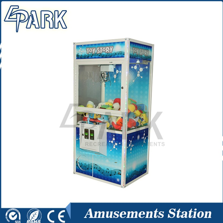 Factory price toy claw crane equipment amusement game machine sales