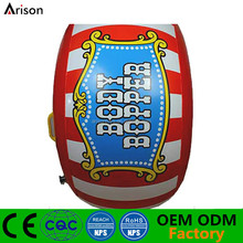 CE-EN71 environmental PVC inflatable body bumper inflatable body bopper for inflatable knocking toys