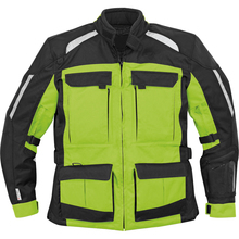 Wholesale custom textile nerve electric heating airbag motorcycle jacket