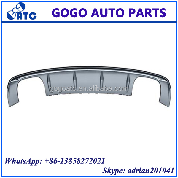 REAR DIFFUSER FOR AUDI A3 / S3 2013-ON (FOR SEDAN)