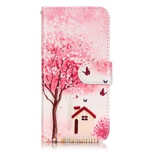 Cartoon Leather Wallet Flip Case for iphone 7 8 , for iphone 7 8 Case PU