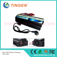 50A 12v lead acid battery charger for 220v 230v 240v country