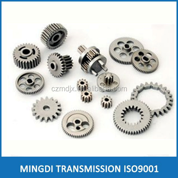 Powder Metal Parts, Powder Metallurgy gears