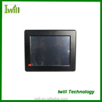 "Iwill ITPC-A8 8"" fanless industrial embedded touch computer"