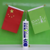 Good quality DY919 300ML structural silicone sealant for curtain wall