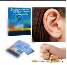 Zero smoking smoking quit patch ear magnetic massager H349