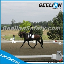Hot Sale Equestrianism Plastic Portable Dressage Arenas