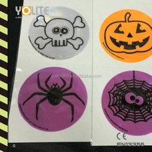 Safety Gift Halloween reflective stickers
