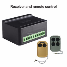mini RF Wireless hdmi Transmitter and Receiver for Garage door JJ-JS-SM18-DP