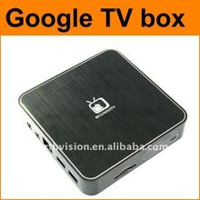 android google TV box, full HD 1080P, 2.4G wireless, HDMI 1.3