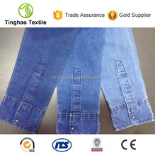 best seller pure indigo denim fabric supplier