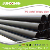 Poly pipe rigid for gas supply size 20mm to 630mm