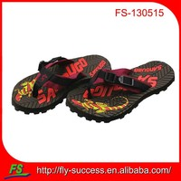 Men footwear design slippers,fashion slippers with EVA sole