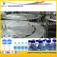 Buy 330ml-2.25L automatic mineral water bottling line/CGF series water filling plant