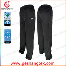 Quick dry antibacterial elastic waist running sports mens pants