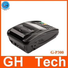 GSM SMS Printer for Bill Payment, Food Order System GP-300 Receipt Printing Machine
