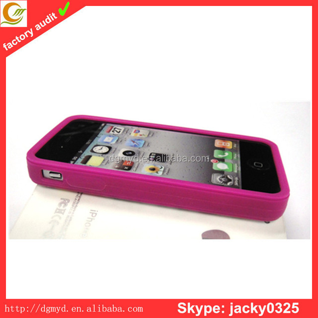 new cassette design pomotional silicone mobile phone covers for samsung s5360 galaxy y