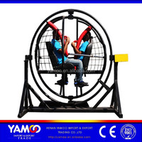 (Yamoo)Popular spaceball ride/spaceball gyroscope/gyro riders for sale!