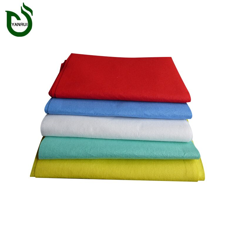 Nonwoven Polyester felt Fabric For DIY Craft