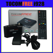 receptores iks tocomsat/tocomfree i928 for South America Open Amazonas61W and Star One C2 KU 70W Pay channel, better than azbox
