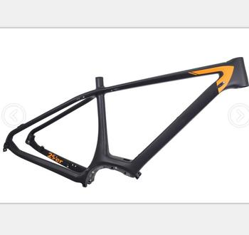 High quality Carbon mountain Bike Frame,T700 Full carbon fiber electric bike frame,29er mountain Bike Frame