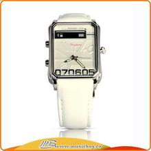 Top grade hot selling cell phone watch for couple lover