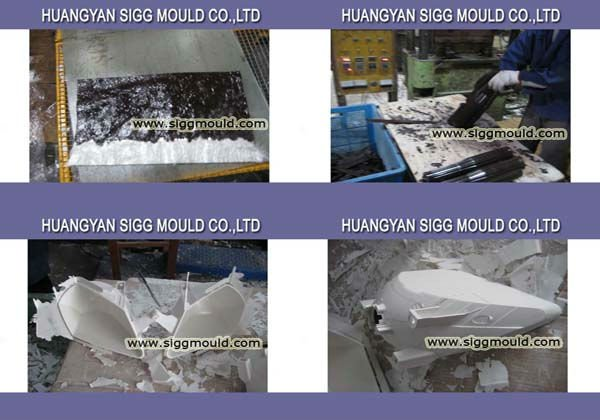 BMC/DMC Injection Thermoset plastic mould