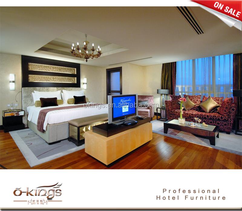 Royal Bedroom Set Hotel Furniture Dubai - Buy Luxury ...