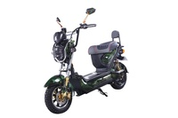 Cool 60V 20AH Lithium Battery Scooter Mini Electric Motorbike