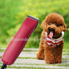 dog professional pets grooming rechargeable hair clipper Made in China