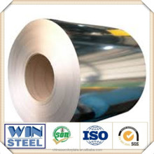 Anti finger print aluzinc coated mild steel coil price