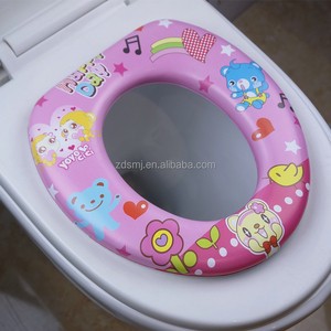 baby soft eco-friendly toilet seat ,soft toilet seat cover,potty seat