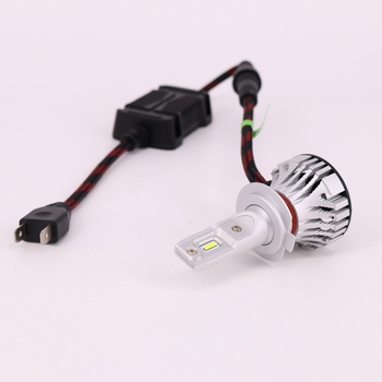 Factory price H7 led car lamp High beightness car led bulbs with E-Mark