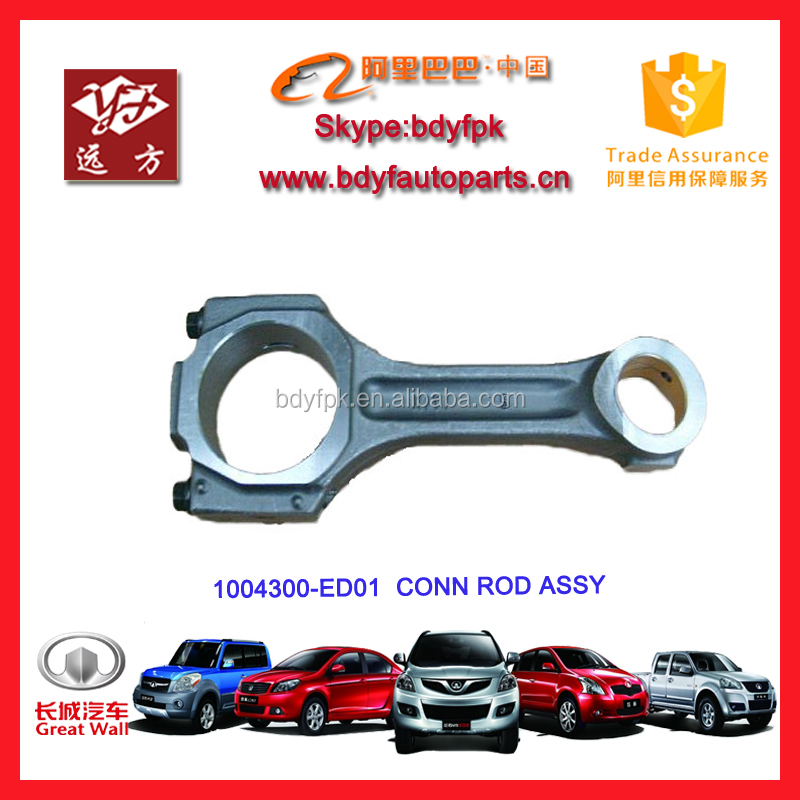 1004300-ED01 Great wall Hover 4D20 <strong>connecting</strong> <strong>rod</strong>
