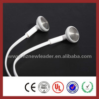 China noise cancelling Earphones with Microphone & on/off Remote for Android and for iPhone