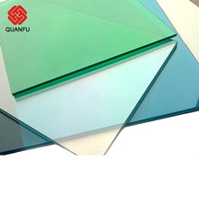 Bullet-proof Materials grey\white\clear polycarbonate sheet for chair mat for wholesale