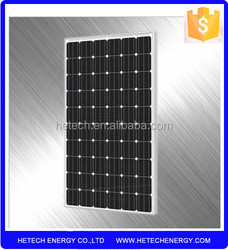 Factory direct sell A Grade solar panels Mono 230w solar panel price india