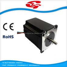 Powerful 57mm 1.8 degree high holding torque nema 23 stepper motor for engraving machine