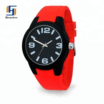 New Cheap Innovative Products Silicone Neutral Sport Watch For Women And Men