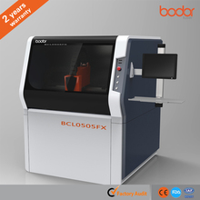 China Brand New Bodor 500W 800W 1000W BCL0505FX CNC Fiber Laser Stencil Cutting Machine