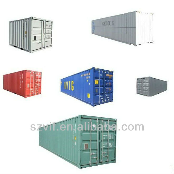 20FT/40FT/40HQ/45HQ new shipping container price --Esther