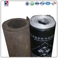 sbs modified asphalt roll roofing waterproofing membrane